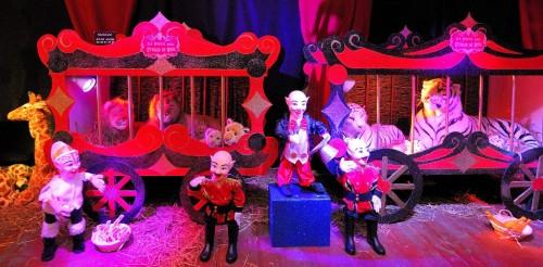 La Piste aux Etoiles de Noel La Ménagerie
