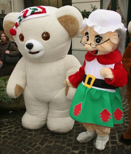 Mamie Noël et les Ours Cajoline
