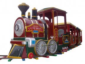 location de petit train sur rails