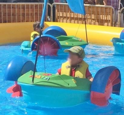 bassin bateaux
