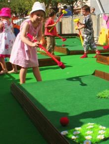 golf enfants