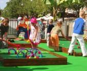 mini golf itinerant enfants