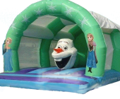 Jumpy Reine des Neiges Olaf
